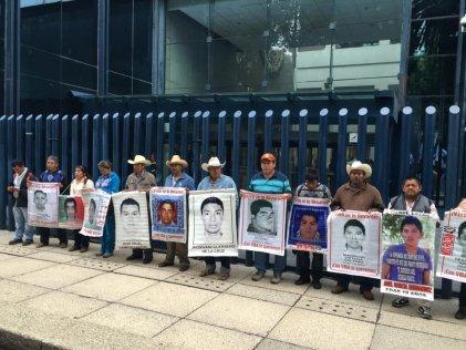 Organizaciones exigen dar seguimiento al caso de Ayotzinapa