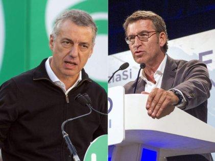 Euskadi y Galicia: ganó la derecha