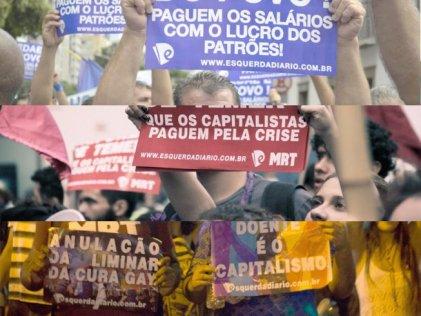 Esquerda Diário de Brasil supera el millón de accesos en noviembre
