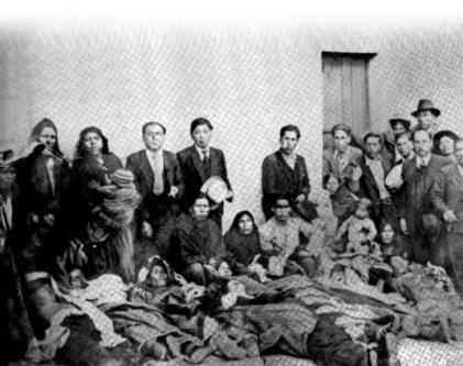La Masacre de Uncía