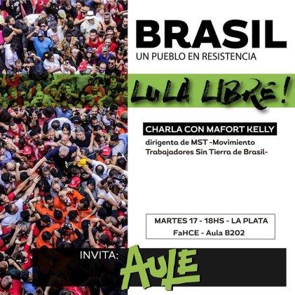 Las perspectivas en Brasil: un debate con Patria Grande