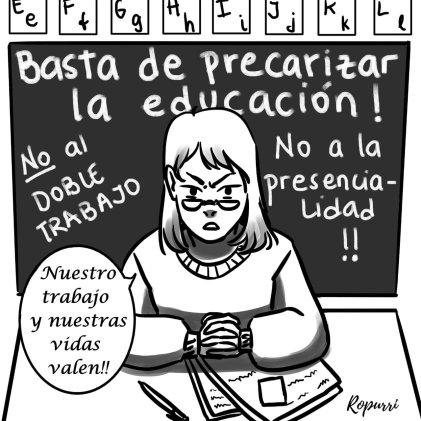 """Alberto Rodríguez Saá dictaminó la """"voluntariedad"""" de las clases"""