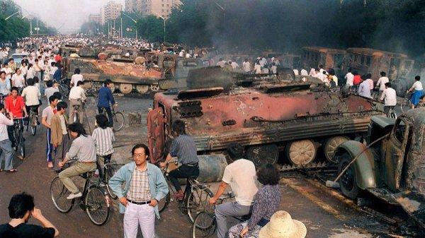 Tiananmen: la masacre que ocultó el gobierno de China