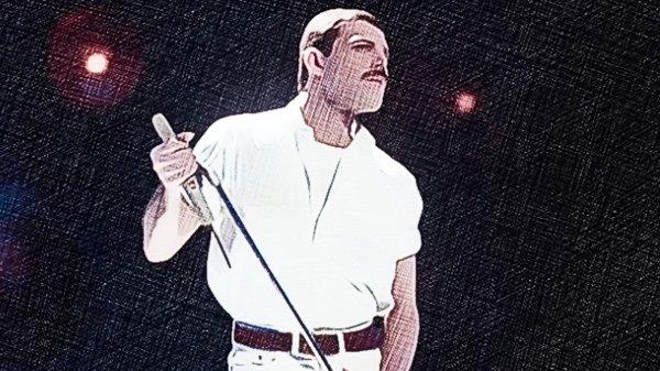 El recomendado del domingo: Freddie Mercury ¿inédito?
