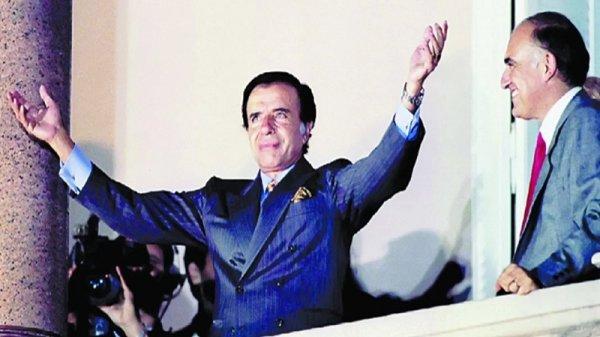 Menem: la historia del presidente que consolidó el neoliberalismo en Argentina