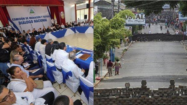 """Nicaragua: ¿hacia un pacto para la """"transición""""?"""