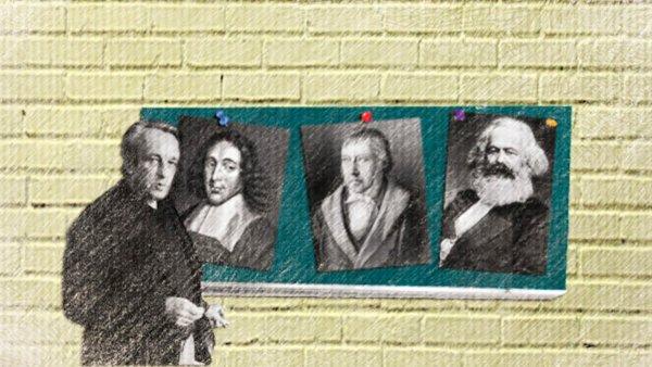 """""""Para Althusser, la filosofía debe sacudir las cosas"""""""