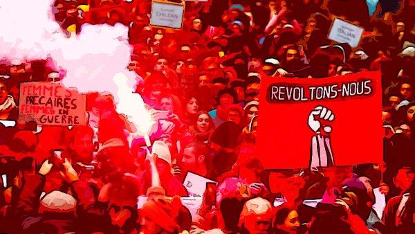 [Francia] La determinación de los huelguistas merece un plan para ganar