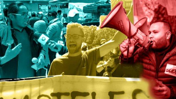 Red internacional La Izquierda Diario: en la primera línea de la lucha de clases