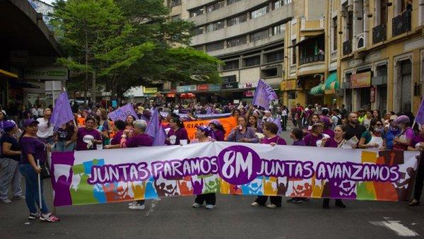 Colombia: miles de mujeres tomaron las calles para exigir derecho al aborto