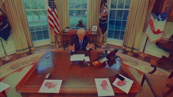 El halcón memorioso y los días malos de Donald Trump
