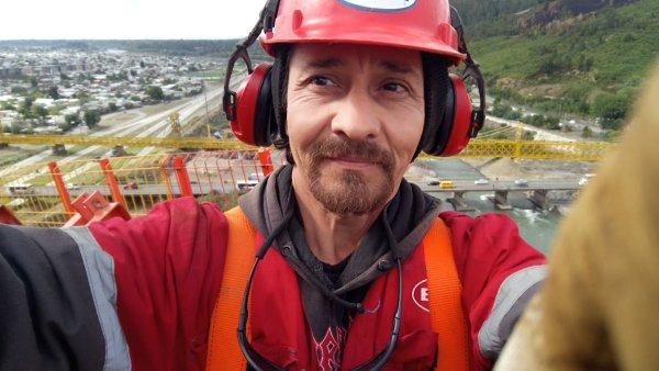 Luis Cifuentes, el obrero de la construcción que peleará una banca en la Constituyente de Chile