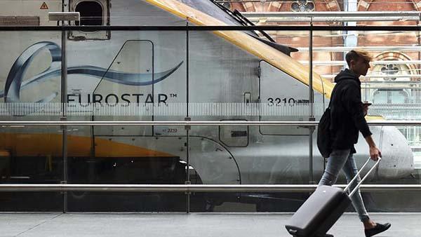Se suspenden las huelgas en el tren Eurostar París-Londres