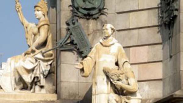 La CUP propone acabar con monumentos colonialistas y esclavistas
