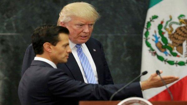 Planea Trump base militar para controlar la frontera México-Guatemala