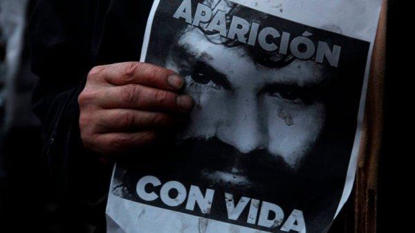 En todo el mundo se preguntan ¿Dónde está Santiago Maldonado?