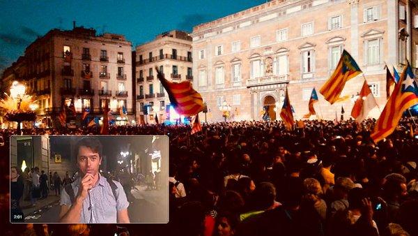 [VIDEO] Tras una jornada histórica en Catalunya, desarrollar la movilización para enfrentar la ofensiva del Régimen