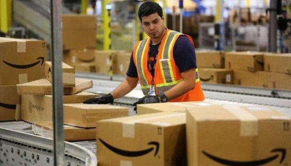 Amazon presentó un algoritmo para explotar trabajadores según el uso muscular