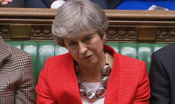 """Reino Unido: el Parlamento vuelve a rechazar el acuerdo del """"brexit"""", ¿qué puede pasar?"""