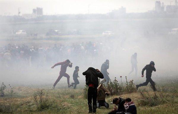"""Muertos y heridos en Gaza: """"La respuesta israelí fue completamente asesina"""""""