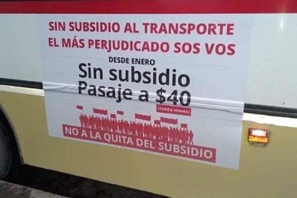 Subsidios y tarifazos: el millonario negocio del transporte de pasajeros