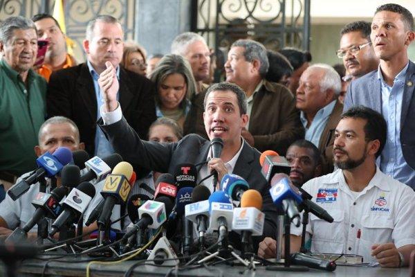 """¿Qué objetivos persigue el """"paro"""" que convoca Guaidó en la administración pública?"""