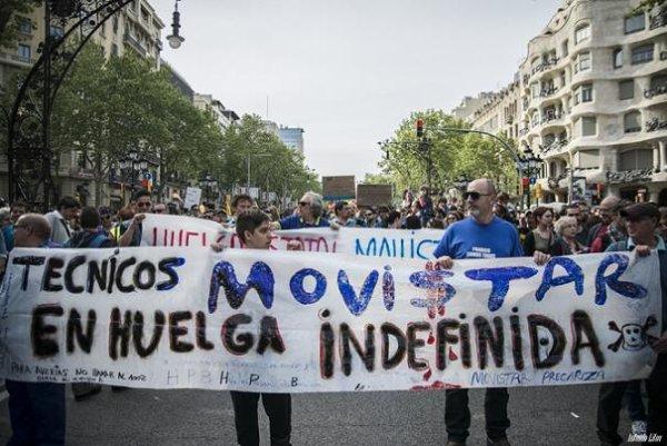 Crónica de los 'días de furia' de los indomables de Movistar