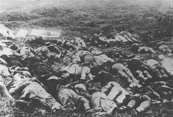 Fe en el capitalismo de Estado. 100 Aniversario del  PC Chino. [HistoriaContemporánea] Comunistas_ejecutadosen1927-4cf2b