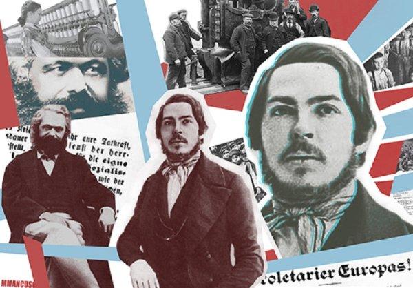 El joven Engels